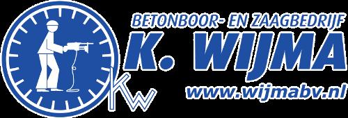 Logo Asfaltzaag- en Betonborenbedrijf K. Wijma BV
